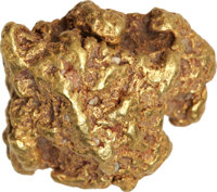 Gold Nugget. 25 grams, .8 ounce