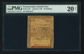 Colonial Notes:Pennsylvania, Pennsylvania April 25, 1759 50s PMG Very Fine 20 Net.. ...