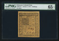 Colonial Notes:Delaware, Delaware January 1, 1776 6s PMG Gem Uncirculated 65 EPQ.. ...