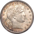 Barber Half Dollars, 1909-S 50C MS67+ PCGS Secure. CAC. FS-501....
