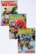 Silver Age (1956-1969):War, Star Spangled War Stories/Our Fighting Forces Group of 36 (DC, 1960s-70s) Condition: Average GD/VG.... (Total: 36 Comic Books)