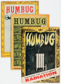 Silver Age (1956-1969):Alternative/Underground, Humbug Group of 7 (Humbug, 1957-58) Condition: Average VG/FN....(Total: 7 Comic Books)