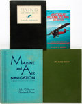 Books:Reference & Bibliography, [Aviation, Aircraft]. Group of Four Books on Historic Aircraft andAviation. Various publishers, [1932 - 1981].... (Total: 4 Items)