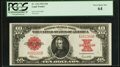 Large Size:Legal Tender Notes, Fr. 123 $10 1923 Legal Tender PCGS Very Choice New 64.. ...