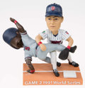 Baseball Collectibles:Others, Minnesota Twins Bobble Head (1991 W.S.)....