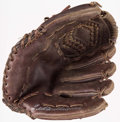 Baseball Collectibles:Others, Ted Williams Signed Vintage Glove....