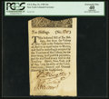 Colonial Notes:New York, New York May 31, 1709 10s PCGS Apparent Extremely Fine 40.. ...