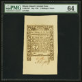 Colonial Notes:Rhode Island, Rhode Island May 1786 2s 6d PMG Choice Uncirculated 64.. ...