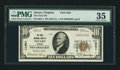 National Bank Notes:Virginia, Stuart, VA - $10 1929 Ty. 1 The First NB Ch. # 11901. ...