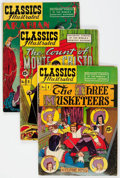Golden Age (1938-1955):Classics Illustrated, Classics Illustrated Related Group (Gilberton, 1948-69) Condition: Average GD....