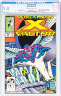 Modern Age (1980-Present):Superhero, X-Factor #24 (Marvel, 1988) CGC NM/MT 9.8 Off-white to whitepages....
