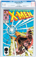 Modern Age (1980-Present):Superhero, X-Men #221 (Marvel, 1987) CGC NM/MT 9.8 White pages....