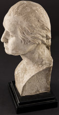 Miscellaneous:Other, Huge George Washington Macerated Bust.. ...