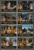 "Movie Posters:Action, Conan the Destroyer (Universal, 1984). Lobby Card Set of 8 (11"" X 14""). Action. ... (Total: 8 Items)"