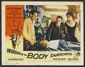 "Movie Posters:Science Fiction, Invasion of the Body Snatchers (Allied Artists, 1956). Lobby Card(11"" X 14""). Science Fiction. ..."