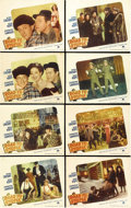 "Movie Posters:Comedy, Road to Utopia (Paramount, 1946). Lobby Card Set of 8 (11"" X 14"").... (Total: 8 Items)"