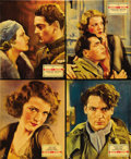 "Movie Posters:War, Body and Soul (Fox, 1931). Jumbo Lobby Card Set of 8 (14"" X 17"").... (Total: 8 Item)"