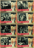 "Movie Posters:Foreign, The Bicycle Thief (Ente Nazionale Industrie Cinematografiche(ENIC), 1948). Italian Photobusta Set of 12 (19"" X 13.5"")....(Total: 13 Item)"