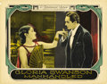 "Movie Posters:Drama, Manhandled (Paramount, 1924). Lobby Card (11"" X 14""). ..."
