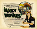 "Movie Posters:Comedy, Mary of the Movies (Columbia, 1923). Title Lobby Card (11"" X 14"")and Lobby Cards (4) (11"" X 14""). ... (Total: 5 Items)"