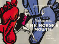 "The Horse's Mouth (United Artists, 1959). British Quad (30"" X 40"")"