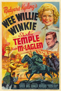 "Movie Posters:Adventure, Wee Willie Winkie (20th Century Fox, 1937). One Sheet (27"" X 41"")Style A. ..."