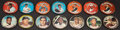 Baseball Cards:Lots, 1951-65 Topps Baseball Cards, Coins and Stamps Collection (500+)....