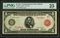 Fr. 837a $5 1914 Red Seal Federal Reserve Note PMG Very Fine 25