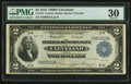 Fr. 757 $2 1918 Federal Reserve Bank Note PMG Very Fine 30