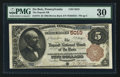 National Bank Notes:Pennsylvania, DuBois, PA - $5 1882 Brown Back Fr. 474 The Deposit NB Ch. # 5019....