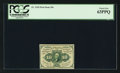 Fractional Currency:First Issue, Fr. 1243 10¢ First Issue PCGS Choice New 63PPQ.. ...