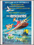 "Movie Posters:Animation, The Rescuers & Others Lot (Buena Vista, 1977). Posters (3) (30""X 40""). Animation.. ... (Total: 3 Items)"