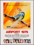 "Movie Posters:Action, Airport 1975 & Others Lot (Universal, 1974). Posters (2) (30"" x 40"") & One Sheet (27"" X 41""). Action.. ... (Total: 3 Items)"