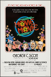 """Movie Movie & Others Lot (Warner Brothers, 1978). Posters (4) (40"""" X 60""""). Comedy. ... (Total: 4 Items)"""