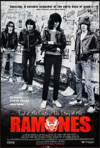 "End of the Century: The Story of the Ramones (Magnolia Pictures, 2003). One Sheet (27"" X 40"") SS. Rock and Rol..."