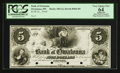 Obsoletes By State:Minnesota, Owatonna, MN- Bank of Owatonna $5 G2 Hewitt B460-D5 Proof. ...