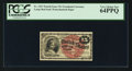 Fractional Currency:Fourth Issue, Fr. 1267 15¢ Fourth Issue PCGS Very Choice New 64PPQ.. ...