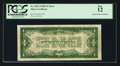 Error Notes:Inverted Reverses, Fr. 1602 $1 1928B Silver Certificate. PCGS Fine 12.. ...