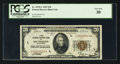 Small Size:Federal Reserve Bank Notes, Low Serial Number Fr. 1870-L $20 1929 Federal Reserve Bank Note. PCGS Very Fine 30.. ...