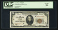 Small Size:Federal Reserve Bank Notes, Low Serial Number Fr. 1870-G $20 1929 Federal Reserve Bank Note. PCGS Very Fine 20.. ...