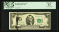 Error Notes:Ink Smears, Fr. 1935-K $2 1976 Federal Reserve Note. PCGS Choice New 63.. ...