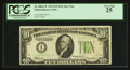 Fr. 2005-I* $10 1934 Federal Reserve Note. PCGS Very Fine 25