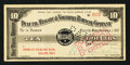 Obsoletes By State:Minnesota, Duluth, MN- Duluth, Missabe & Northern Railway Company $10 Nov.1, 1907 Shafer-Sheehan MN625-10b. ...