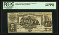 Confederate Notes:1861 Issues, CT20/141 Counterfeit $20 1861.. ...