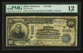 National Bank Notes:Oklahoma, Idabel, OK - $10 1902 Date Back Fr. 618 The First NB Ch. # (W)8486. ...
