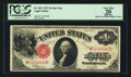 Large Size:Legal Tender Notes, Fr. 39* $1 1917 Legal Tender PCGS Apparent Very Fine 20.. ...