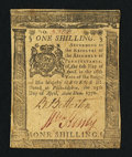 Colonial Notes:Pennsylvania, Pennsylvania April 25, 1776 1s Very Fine.. ...
