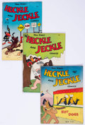 Golden Age (1938-1955):Cartoon Character, Heckle and Jeckle Group of 20 (St. John/Pines, 1952-59) Condition: Average VG.... (Total: 20 Comic Books)
