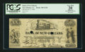 Obsoletes By State:Louisiana, New Orleans, LA - Bank of New Orleans $20 Feb. 5, 1862 G24b. ...