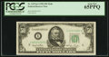 Small Size:Federal Reserve Notes, Fr. 2107-I $50 Mule 1950 Federal Reserve Note. PCGS Gem New 65PPQ.. ...